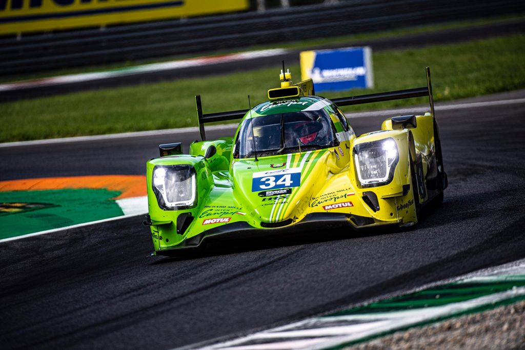 Your reach into motorsport extends beyond creating clothing for teams. You also play an active part in the sport with sponsorships, is that right?